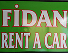 ANTALYA FİDAN RENT A CAR